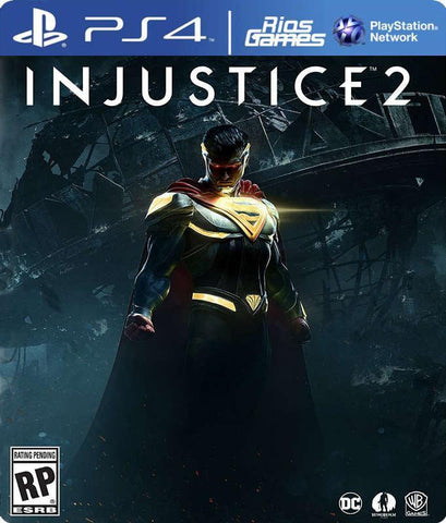 RiosGames PS4 Injustice 2