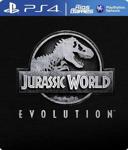 RiosGames PS4 Jurassic World Evolution