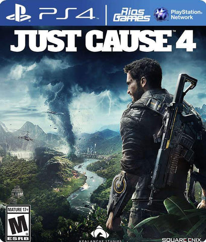 RiosGames PS4 Just Cause 4