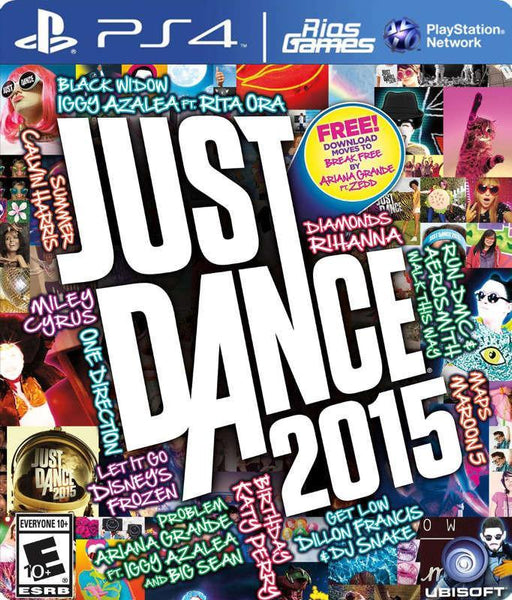 RiosGames PS4 Just Dance 2015
