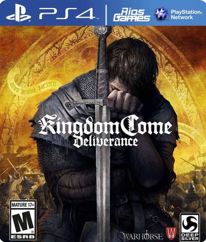 RiosGames PS4 Kingdom Come: Deliverance