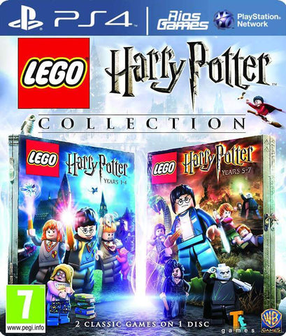 RiosGames PS4 Lego Harry Potter Collection