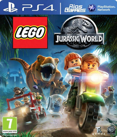 RiosGames PS4 Lego Jurassic world