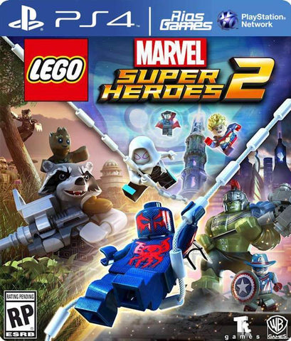 RiosGames PS4 LEGO Marvel Super Heroes 2