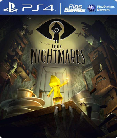 RiosGames PS4 Little Nightmares