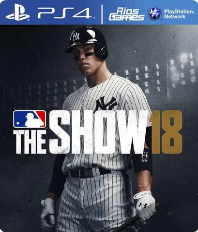 RiosGames PS4 MLB The Show 18