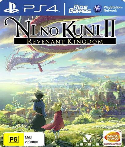 RiosGames PS4 Ni No Kuni 2