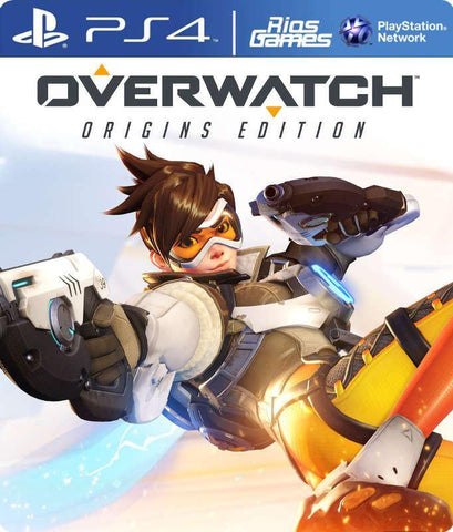 RiosGames PS4 Overwatch Game of the Year Edition
