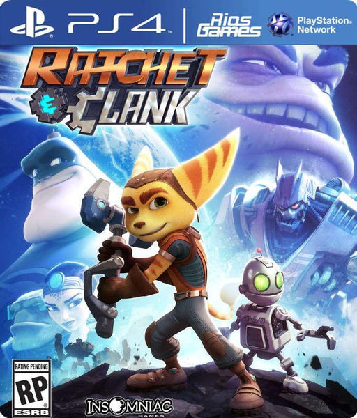 RiosGames PS4 Ratchet & Clank