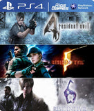 RiosGames PS4 Resident Evil Triple Pack