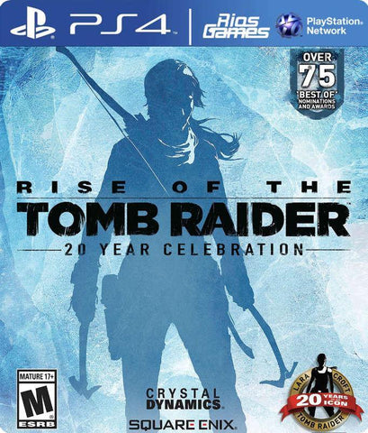 RiosGames PS4 Rise of the Tomb Raider
