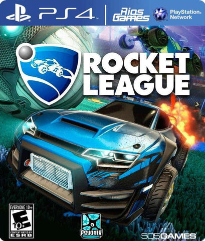 RiosGames PS4 Rocket league