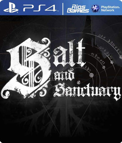 RiosGames PS4 Salt and Sanctuary