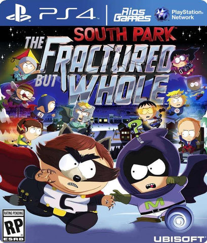 RiosGames PS4 South Park: The Fractured but Whole