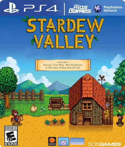 RiosGames PS4 Stardew Valley