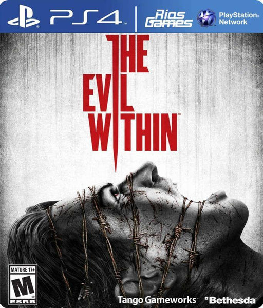 RiosGames PS4 THE EVIL WITHIN