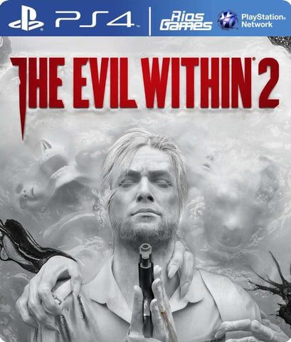 RiosGames PS4 The Evil Within 2