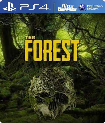 RiosGames PS4 The Forest