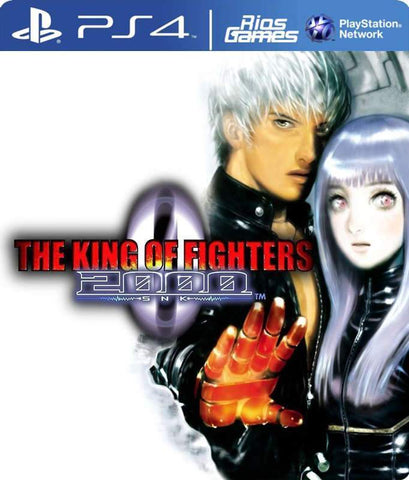 RiosGames PS4 THE KING OF FIGHTERS 2000