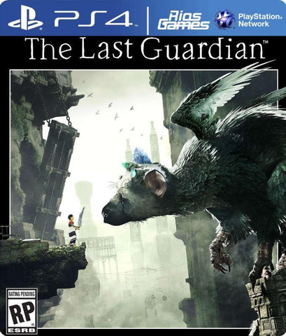 RiosGames PS4 The Last Guardian