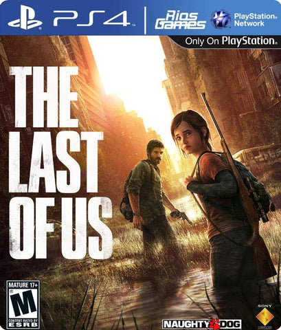 RiosGames PS4 The Last of Us