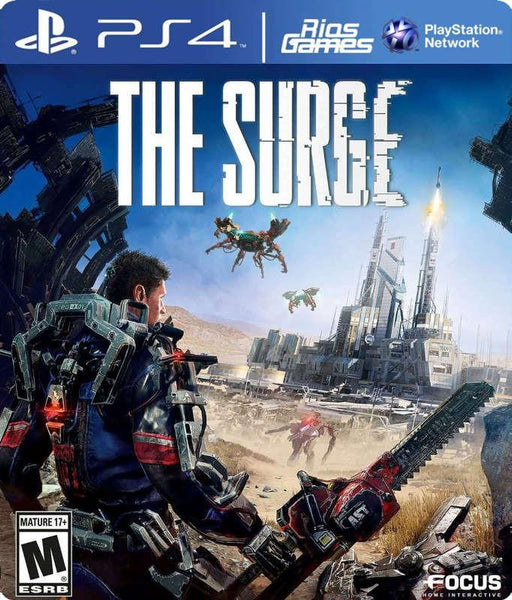 RiosGames PS4 The Surge