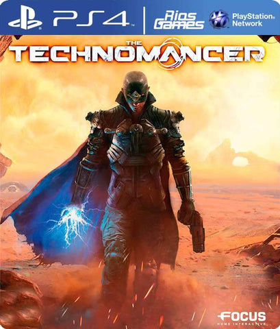 RiosGames PS4 The Technomancer