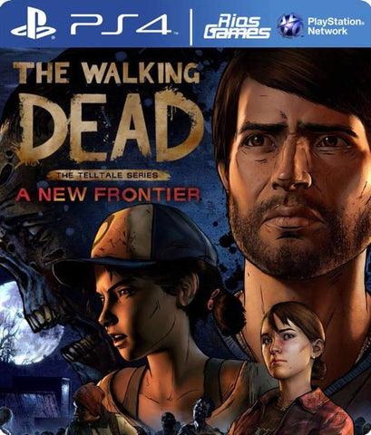 RiosGames PS4 The Walking Dead: A New Frontier - Season Pass