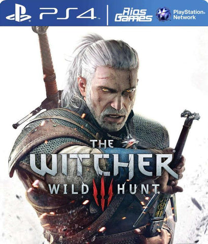 RiosGames PS4 The Witcher 3 Wild Hunt