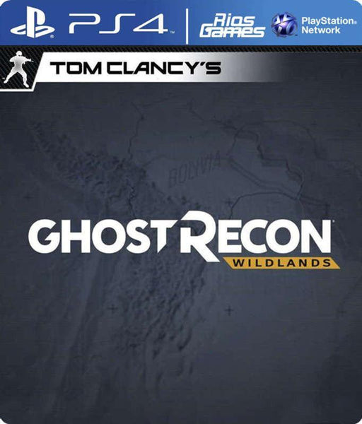RiosGames PS4 Tom Clancy's Ghost Recon: Wildlands
