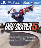 RiosGames PS4 Tony Hawk's Pro Skater 5