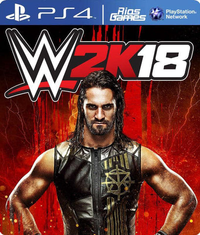 RiosGames PS4 WWE 2K18
