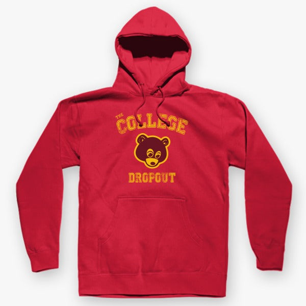 Bear College Dropout Unisex Unisex Hoodie Hoodiego
