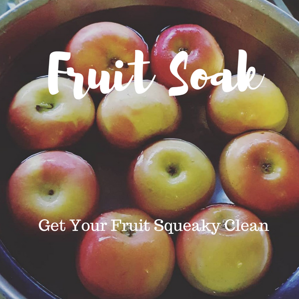 How to Clean Your Fruit