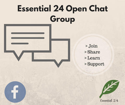 Essential 24 Open Chat Group