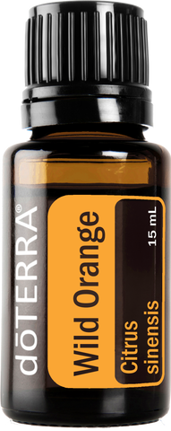 Wild Orange Essential Oil - Essential 24 doTERRA Essential Oils Australia
