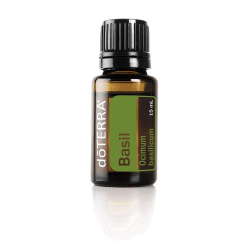 doTERRA Basil Essential Oil 15ml  - Buy doTERRA Essential Oils & Products - doTERRA Australia