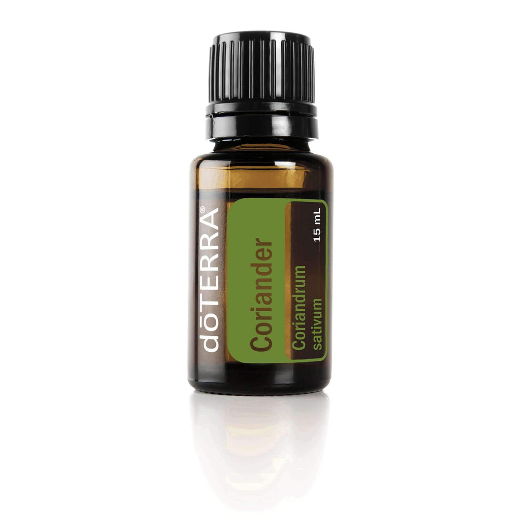 doTERRA Corriander Essential Oil 15ml  - Buy doTERRA Essential Oils & Products - doTERRA Australia