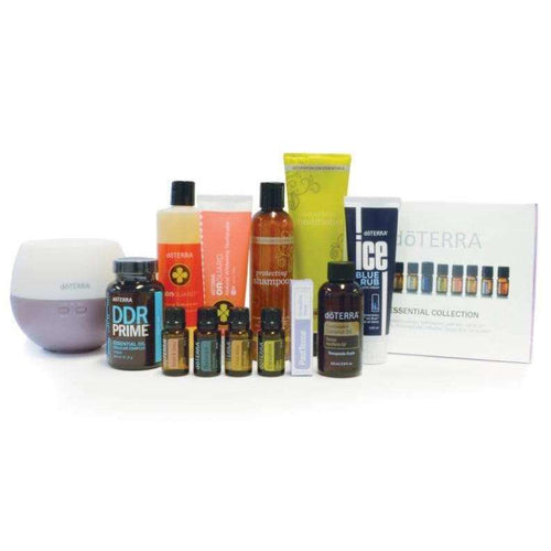 doTERRA Daily Usage Kit  - Buy doTERRA Essential Oils & Products - doTERRA Australia