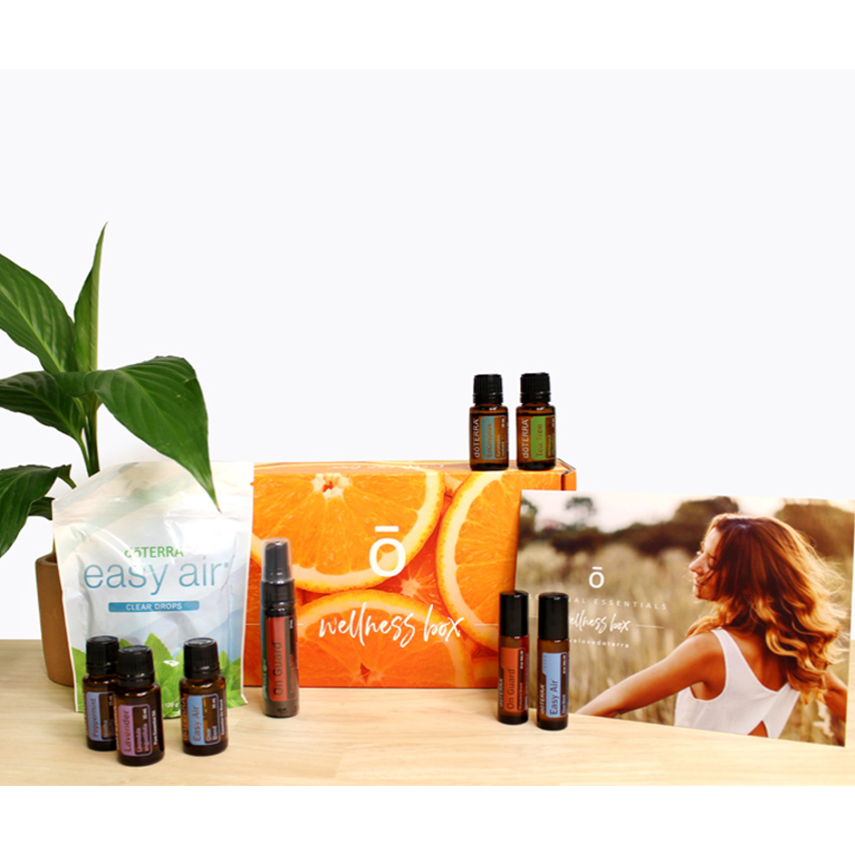 doTERRA Seasonals Essentials Wellness Box & Membership  - Buy doTERRA Essential Oils & Products - doTERRA Australia