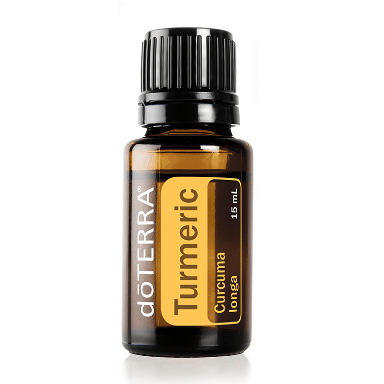 doTERRA Tumeric Essential Oil 15ml  - Buy doTERRA Essential Oils & Products - doTERRA Australia