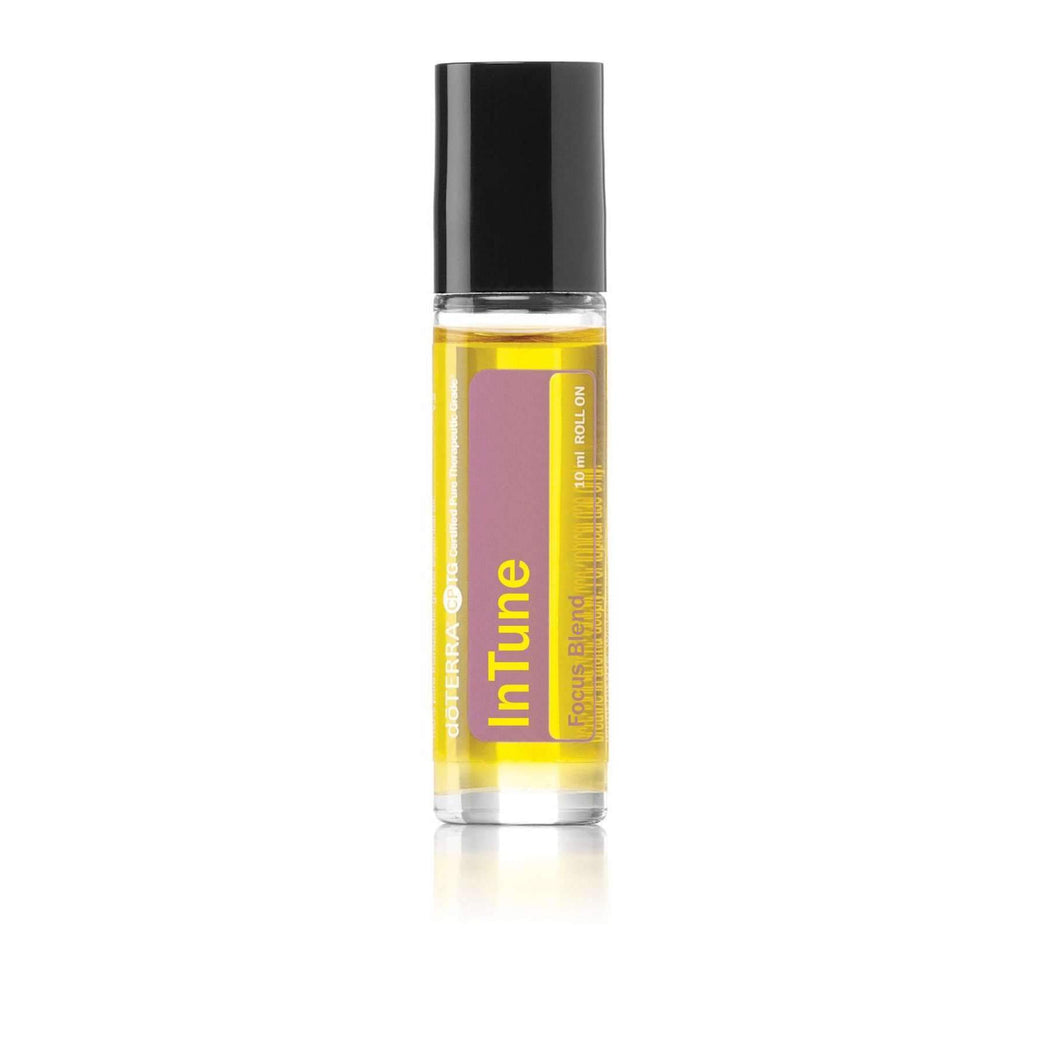 doTERRA InTune - Focus Blend 10ml Roll On  - Buy doTERRA Essential Oils & Products - doTERRA Australia