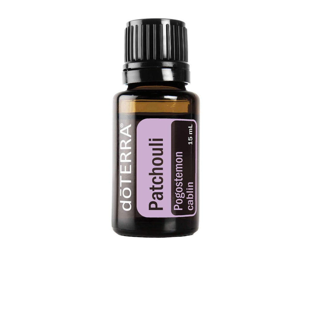 doTERRA Patchouli Essential Oil 15ml  - Buy doTERRA Essential Oils & Products - doTERRA Australia