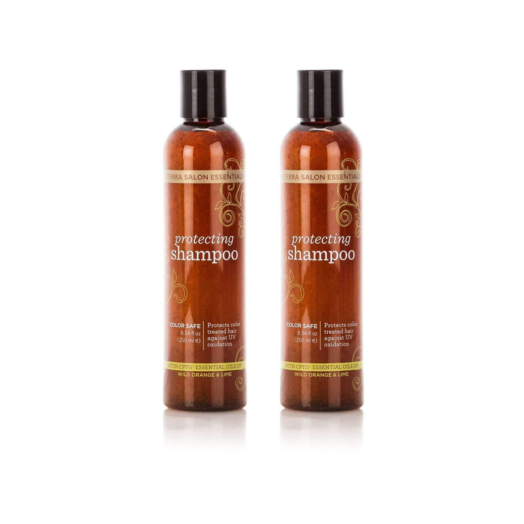doTERRA Salon Essentials Protecting Shampoo 2-Pack  - Buy doTERRA Essential Oils & Products - doTERRA Australia