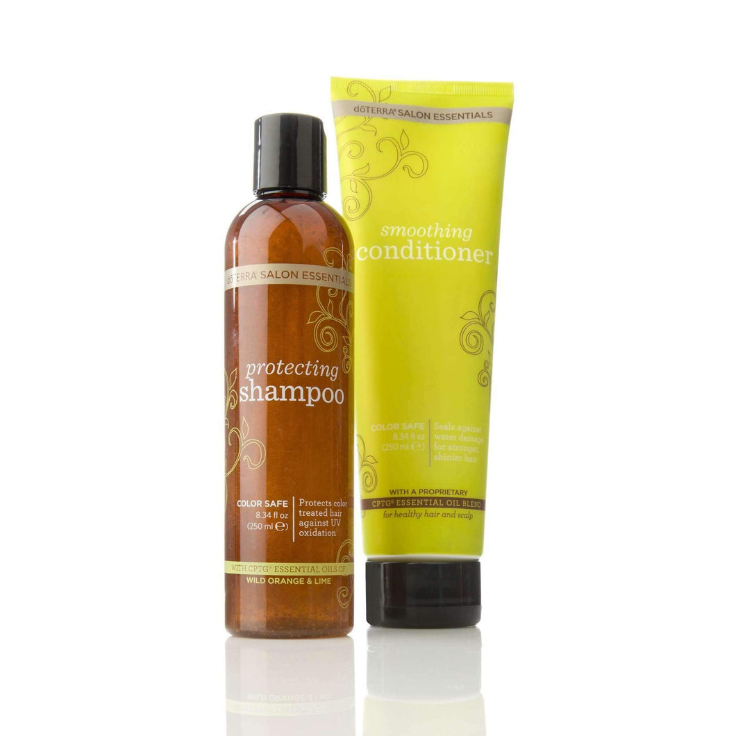 doTERRA Salon Essentials Shampoo & Conditioner Pack  - Buy doTERRA Essential Oils & Products - doTERRA Australia