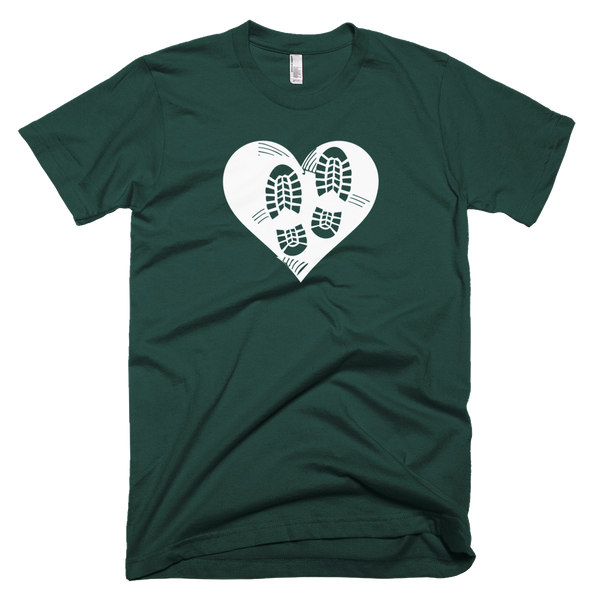 Love to Hike 100% Cotton T-Shirt