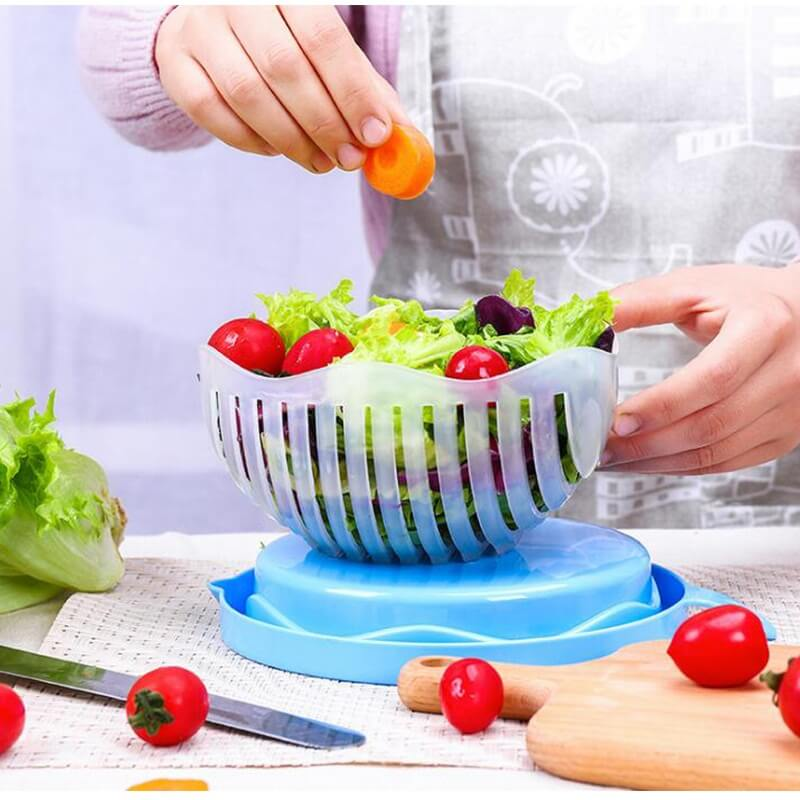 salad making bowl