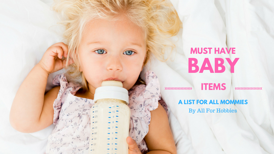Must Have Baby Items Article Picture