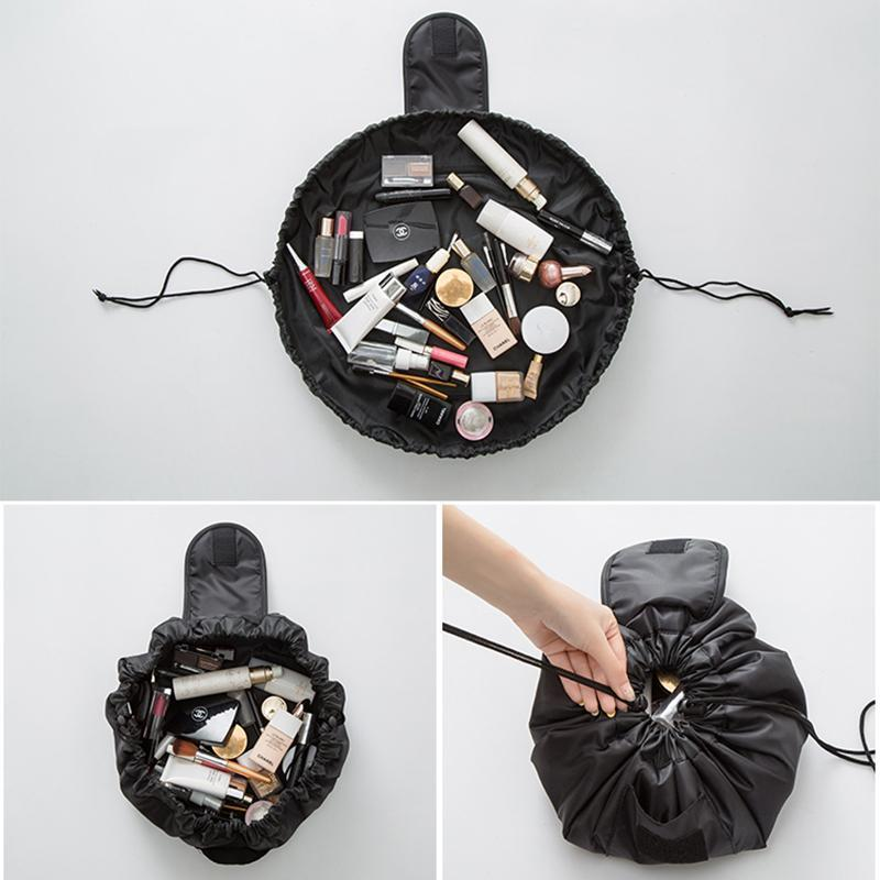 vest drawstring makeup bag