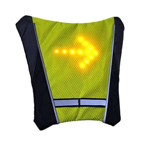 Image of LED Bicycle Vest